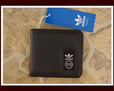アディダス ADIDAS 財布 ウォレット ヘリテージ トレフォイル メンズ G84880