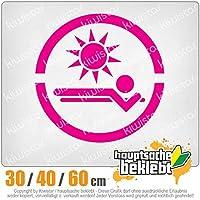 KIWISTAR - Sun studio 15色 - ネオン+クロム! ステッカービニールオートバイ