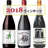 新酒/「ソルナン」「デコンブ」「ブラスレ・ロワ」、 2016 ボジョレ・ヴィラージュ・ヌーボー 赤 3本 自然派・航空便