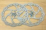プロマックス PROMAX 160mm ディスクブレーキ ウェーブローター 2枚Set 自転車パーツ