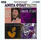 Anita O'Day / Four Classic Albums 画像