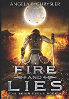 Fire and Lies: Large Print Edition (The Seidr Cycle)