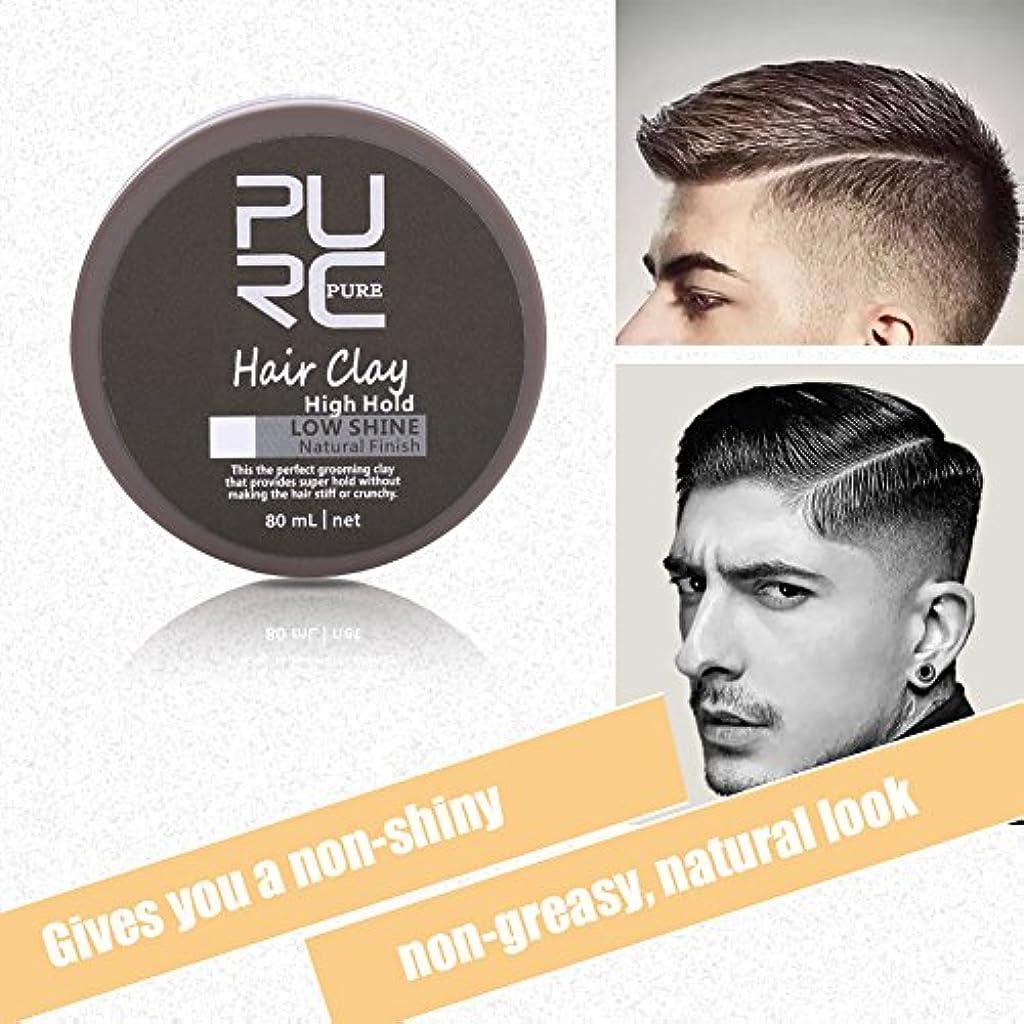 バランスのとれたバブル湿度整髪料 ヘア?ワックス、ナチュラル?ビューティー?ローシャイン軟膏