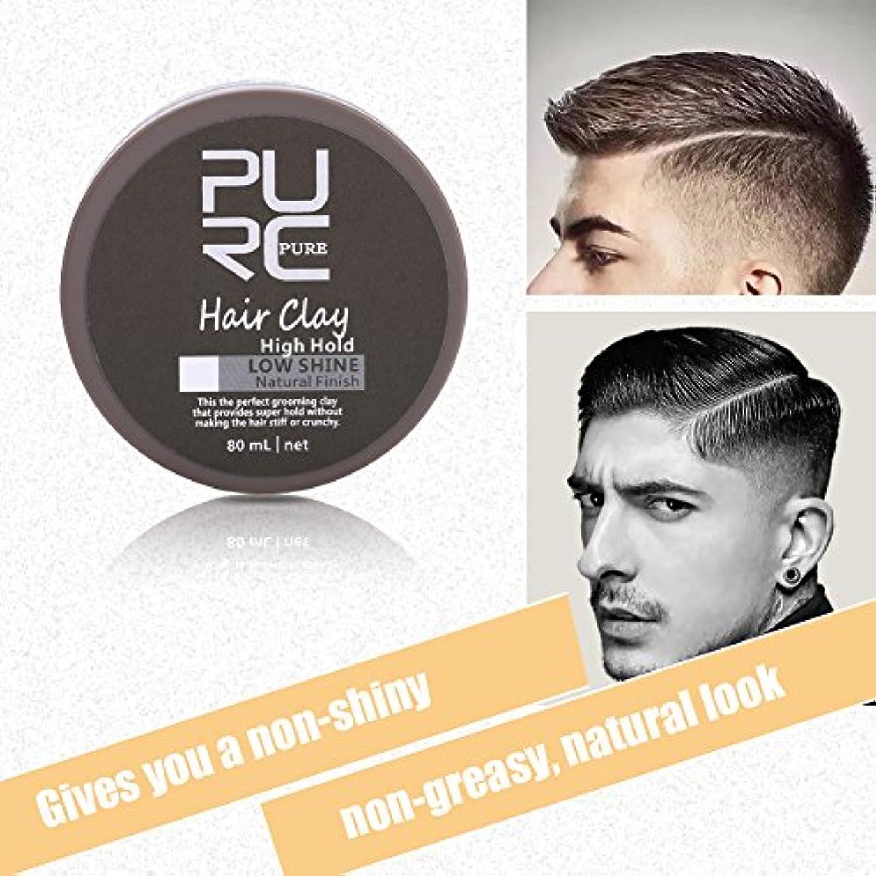 ピグマリオン非効率的な性別整髪料 ヘア?ワックス、ナチュラル?ビューティー?ローシャイン軟膏