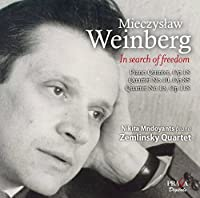 Weinberg: In search of freedom - Piano Quintet Op. 18 / Quartet No. 10 & No. 13