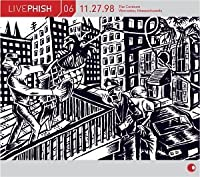 Live Phish Vol. 6: 11/27/98, The Centrum, Worcester, Massachusetts by Phish (2001-10-30)