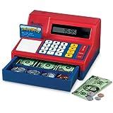Pretend & Play(R) Calculator Cash Register 電卓式レジ 米ドル付き