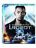 I, Robot (Two-Disc Combo: Blu-ray 3D/ Blu-ray + DVD) (2004)