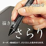 desk-it Wacom Pro Pen 2 ワコム プロ ペン 2 替え芯 芯 スタイラス 20本 保管ケース付き ペンタブレット 画像