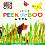 My First Peek-a-Boo Animals (The World of Eric Carle)