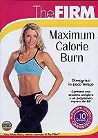 The Firm - Maximum Calorie Burn (Dvd+Booklet) [Italian Edition]