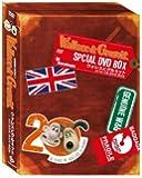 ウォレスとグルミット 20周年記念DVD-BOX