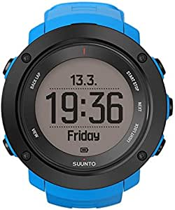 SUUNTO スント 腕時計 メンズウォッチ AMBIT3 VERTICAL BLUE (HR) [並行輸入品]