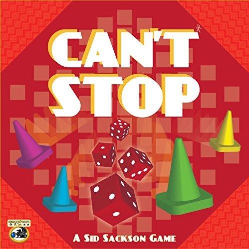 キャントストップ (Can't Stop) [並行輸入品] ボードゲーム