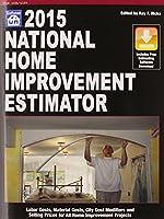 National Home Improvement Estimator 2015