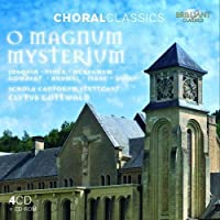 O Magnum Mysterium - 4CD+CDROM by Various (2011-11-15)