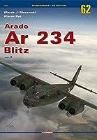 Arado Ar 234 Blitz (Monographs 3D Edition)