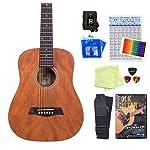 ミニギター アコースティックギター S.Yairi YM-02 初心者 入門 11点セット MH [98765] 【検品後発送で安心】