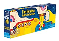 Beatles Yellow Submarine 1000 Piece Slim Jigsaw Puzzle [並行輸入品]