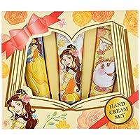 【ディズニー公式 Disney】ハンドクリーム ギフトセット ベル ディズニープリンセス 美女と野獣 (ハンドクリーム3本セット)ギフト