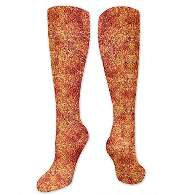 楽しむ花火やさしく靴下,ストッキング,野生のジョーカー,実際,秋の本質,冬必須,サマーウェア&RBXAA The Never Ending Pecan Pie Socks Women's Winter Cotton Long Tube Socks...