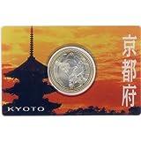 地方自治法施行60周年記念貨幣(CJ1C80027)第2回「京都府」500円バイカラー・クラッド貨