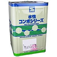 エスケー化研 水性コンポシリコン 淡彩 16kg SR-416