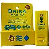 BRISA MARINA(ブリサマリーナ) ATHLETE PRO UV STICK 10g 日焼け止め スティック (01-WHITE)