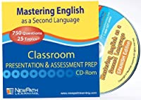 NewPath Learning Mastering English As A Second Language Spanish Interactive Whiteboard CD-ROM Site License Grade 1-6 [並行輸入品]