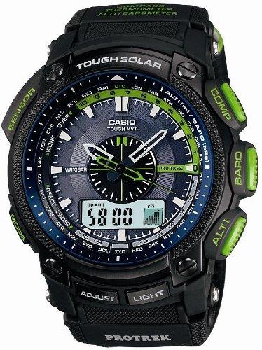 [カシオ]CASIO 腕時計 PROTREK プロトレック タフソーラー 電波時計 CAJ タイアップモデル PRW-5000CA-3JR メンズ