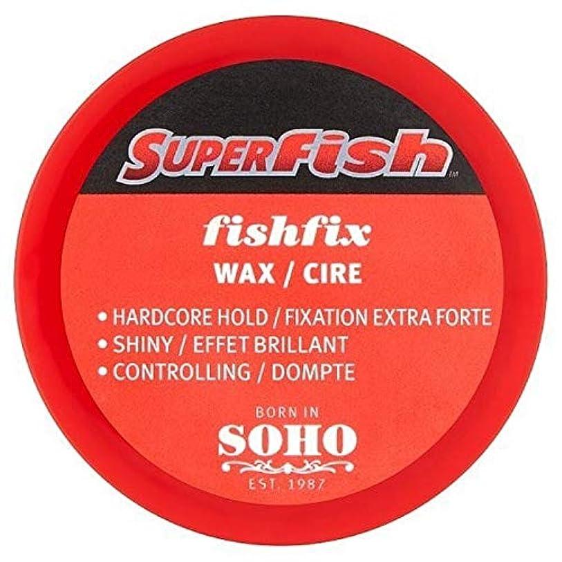 マガジン登録スチュアート島[Fish Soho] ワックス100ミリリットルを制御Superfish Fishfix - Superfish Fishfix Controlling Wax 100ml [並行輸入品]