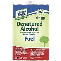 Klean-Strip Green QKGA75003 Denatured Alcohol, 1-Quart Klean-Strip/Wm Barr [並行輸入品]
