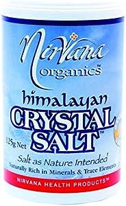 Nirvana Organics Himalayan Salt Medium Shaker 125 g, 125 g