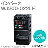 日立 WJ200-022LF WJ200シリーズ インバーター 三相200V級 2.2kW (パネル付)NN