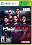Pro Evo Soccer 2018 (輸入版:北米) - Xbox360