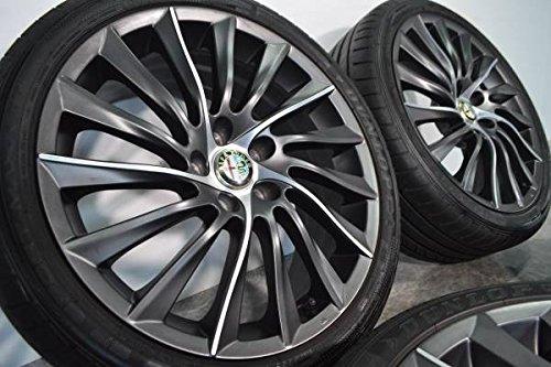 【中古】Alfa-Romeo アルファロメオ ジュリエッタ 純正オプション 7.5J +41 SP SPORT MAXX TT 225/40R18 18in【Y0517Z91H4-HP4】