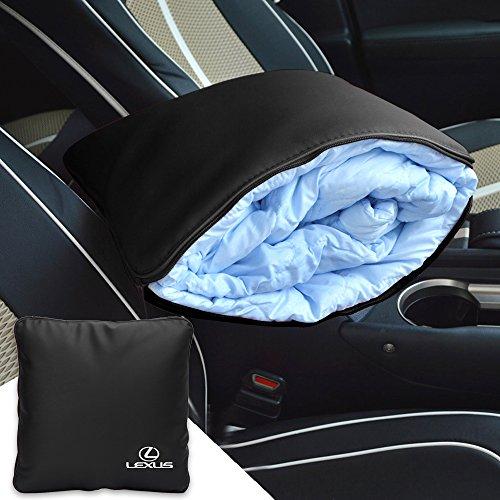 レクサス LEXUS 車載 両用抱き枕 布団一体型 腰クッション 車用 ブランケット お昼寝まくら ピロー ファスナー付き毛布 掛けふとん おりたたみ 座布団 ぬいぐるみ 持ち運び