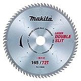 マキタ チップソー ダブルスリット 外径165mm 刃数72T 高剛性タイプ(造作用) A-48549