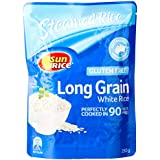 Sunrice Long Grain White Rice, 6x250 Grams