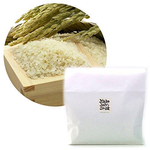 【無洗米】新潟県 南魚沼産コシヒカリ 1kg[お誕生日おめでとうございますシール付き]