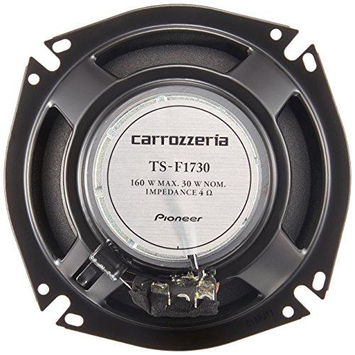 カロッツェリア(パイオニア) 17cm 2ウェイスピーカー  TS-F1730