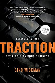 Traction: Get a Grip on Your Business by [Wickman, Gino]
