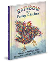 Rainbow the Funky Chicken