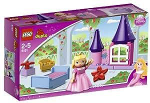 レゴ (LEGO) デュプロ プリンセス 眠れる森の美女のおへや 6151