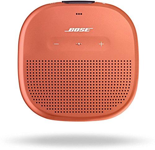 Bose SoundLink Micro Bluetooth speaker ポータブルワイヤレススピーカー ブライトオレンジ