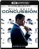 コンカッション 4K ULTRA HD&ブルーレイセット[Ultra HD Blu-ray]