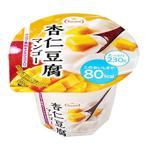たらみ 杏仁豆腐マンゴー80kcal 230g ×6個