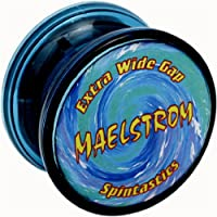 Spintastics Maelstrom Ball-Bearing Yo-Yo by Spintastics [並行輸入品]