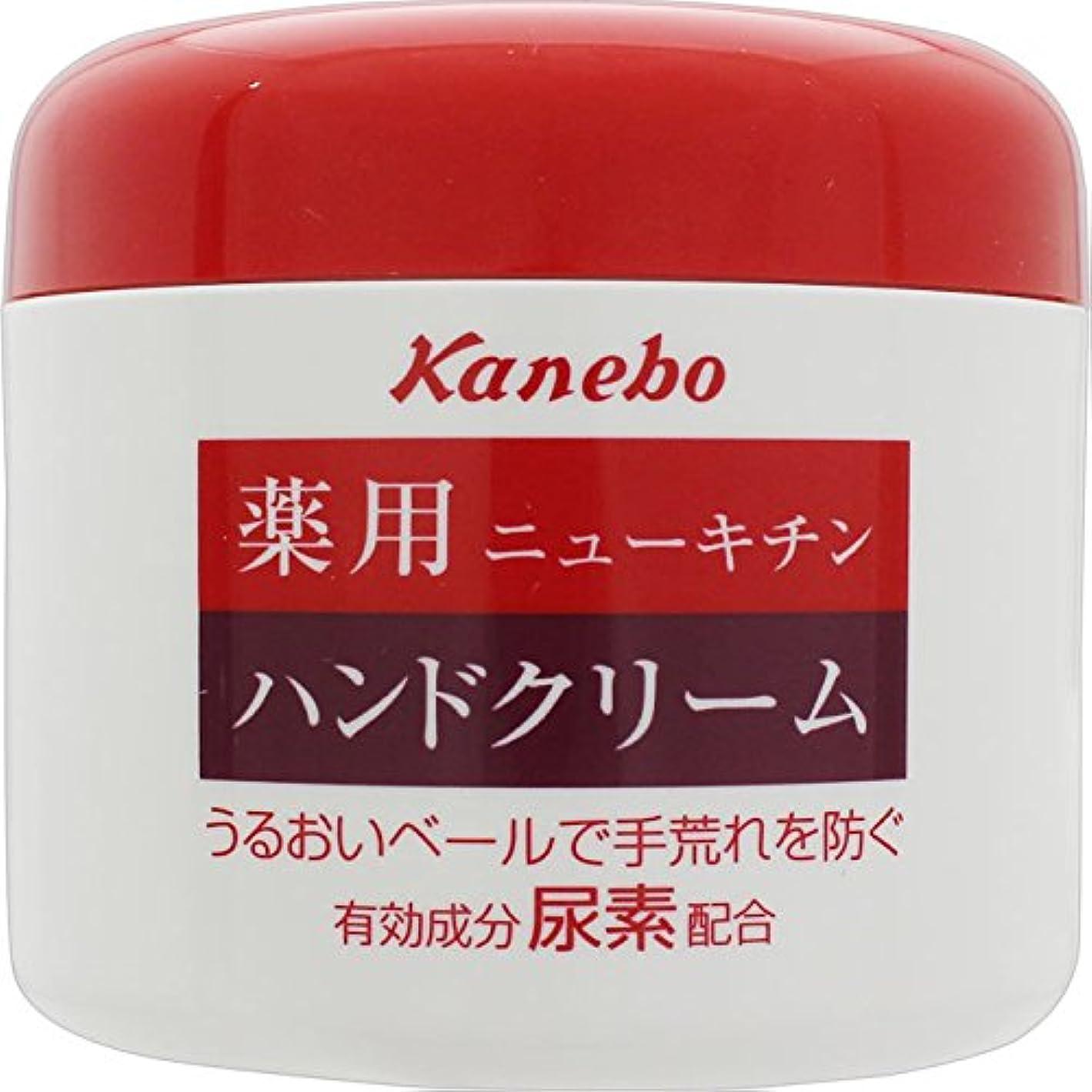 豆腐盆乳剤カネボウ 薬用ニューキチンハンドクリーム 100g