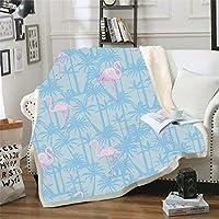 コットンベルベット毛布豪華なスロースーパーソフト暖かい居心地の良いソファとベッド毛布